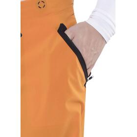 100% Celium Solid Sykkelbukse Herre Orange